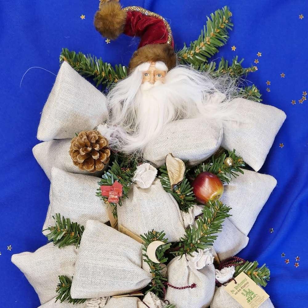 Weihnachtskalender Tee.Teewicht L Weihnachtskalender Tee Aus Dem Erzgebirge