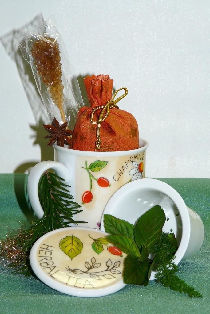 Bildergalerie - Natürlicher Tee aus dem Erzgebirge